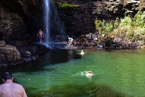 Katherine-Gorge, Lily Pond 1