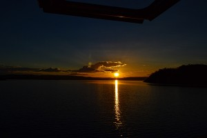 Lake-Argyle, Sunset 1