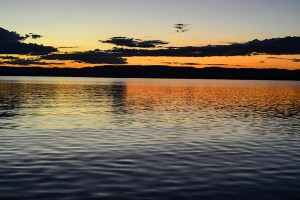 Lake-Argyle, Sunset 2