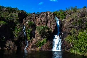 Litchfield-NP, Wangi Falls